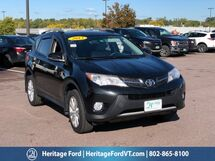 2013 Toyota RAV4 Limited South Burlington VT