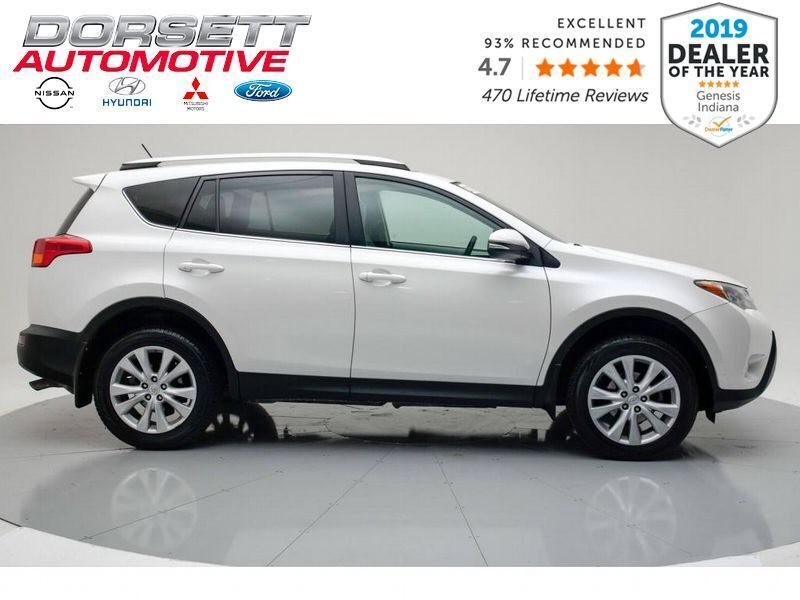 2013 Toyota RAV4 Limited Terre Haute IN