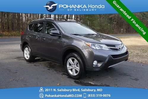 2013_Toyota_RAV4_XLE AWD ** SUNROOF ** GUARANTEED FINANCING **_ Salisbury MD