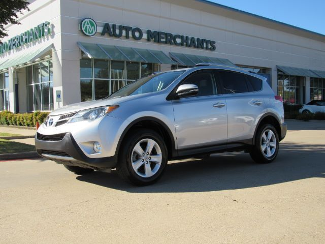 2013 Toyota RAV4 XLE AWD, SUNROOF, BACK-UP CAMERA, BLUETOOTH, CRUISE CONTROL Plano TX