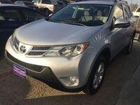 Toyota RAV4 XLE FWD 2013
