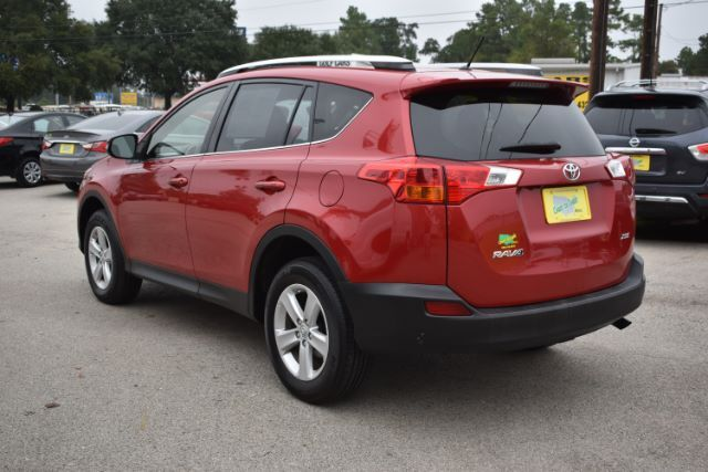 2013 Toyota RAV4 XLE FWD Houston TX