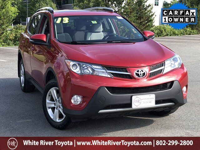 2013 Toyota RAV4 XLE White River Junction VT