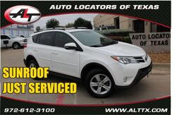 2013_Toyota_RAV4_XLE with POWER SUNROOF_ Plano TX