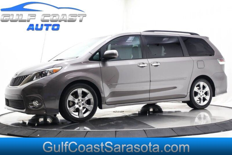 2013_Toyota_SIENNA_SE DUAL SLIDING SUNROOF DVD PLAYER RUNS GREAT !!_ Sarasota FL