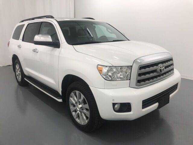 2013 Toyota Sequoia Limited 4WD Holland MI