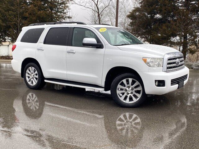 2013 Toyota Sequoia Limited Bloomington IN