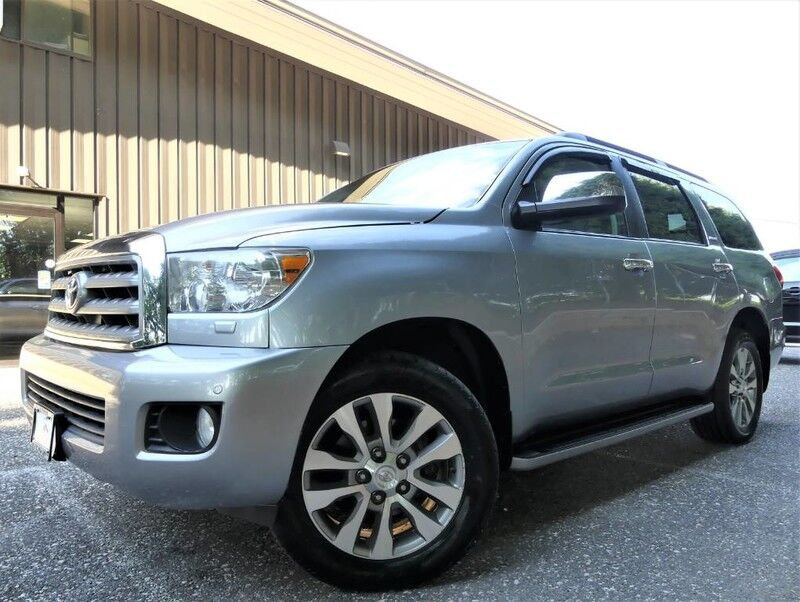 2013 Toyota Sequoia Limited Sykesville MD