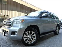 Toyota Sequoia Limited 2013