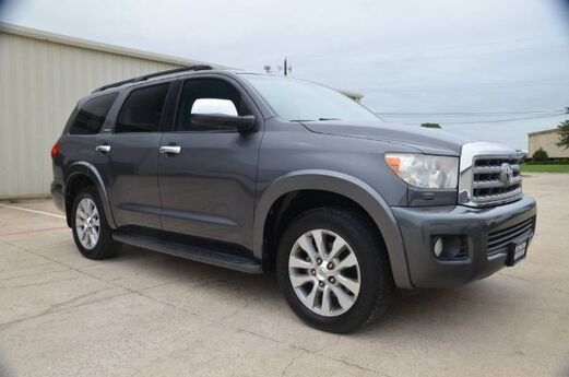 2013 Toyota Sequoia Limited Wylie TX
