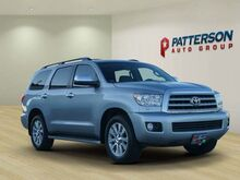 2013_Toyota_Sequoia_Limited***LEATHER***DVD***3RD ROW SEATING***_ Wichita Falls TX