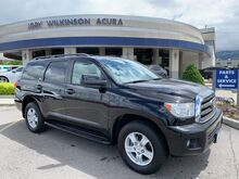 2013_Toyota_Sequoia_SR5_ Salt Lake City UT