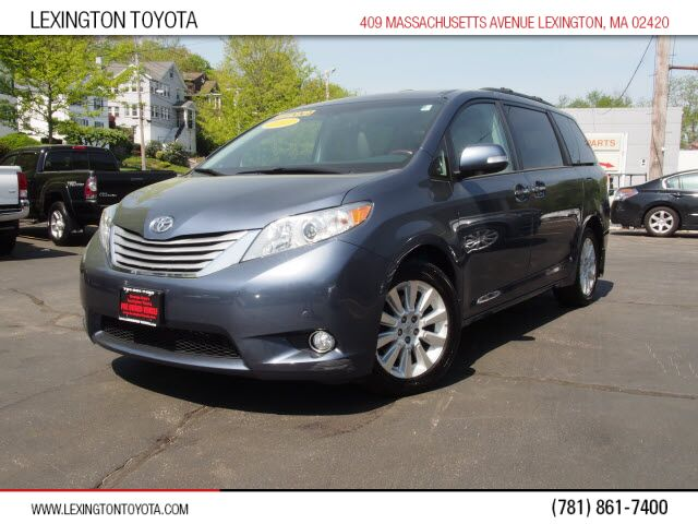 2013 Toyota Sienna Limited 7-Passenger Lexington MA