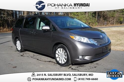 2013_Toyota_Sienna_Limited 7 Passenger **ONE OWNER**SUPER CLEAN**_ Salisbury MD