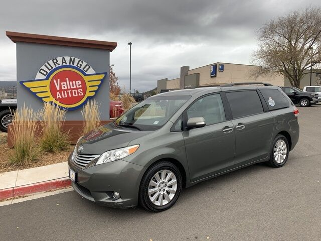 2013 Toyota Sienna Limited Durango CO