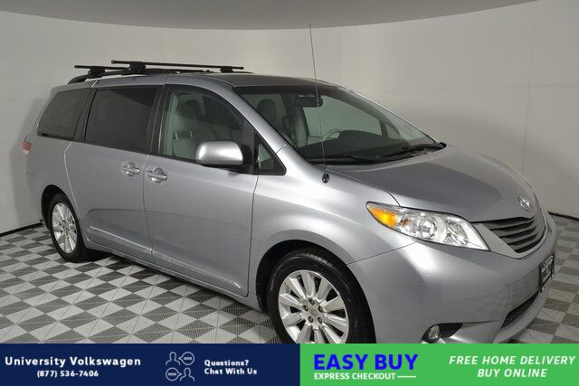 2013 Toyota Sienna Limited Seattle WA