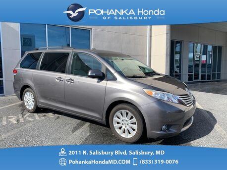 2013_Toyota_Sienna_XLE 7 Passenger ** Certified 6 Month / 6,000 **_ Salisbury MD
