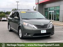2013 Toyota Sienna XLE FWD South Burlington VT