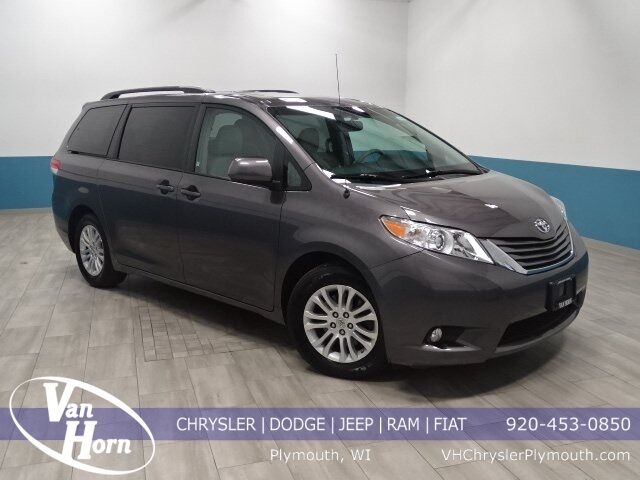2013 Toyota Sienna XLE Plymouth WI