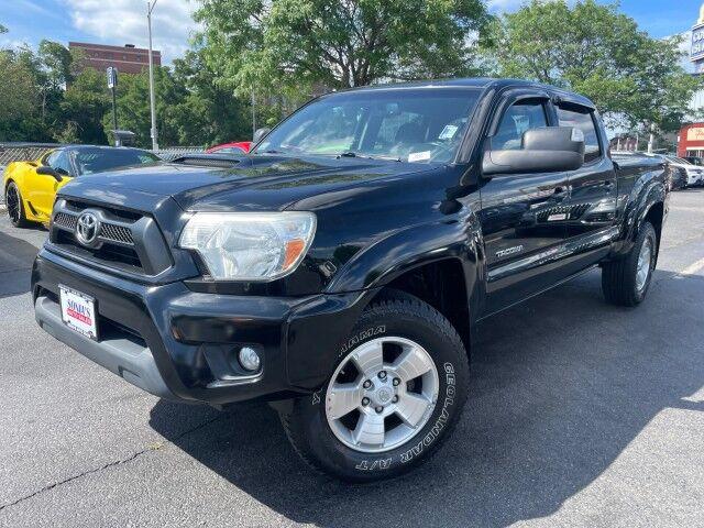 2013 Toyota Tacoma  Worcester MA