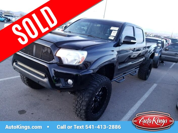 2013 Toyota Tacoma 4WD Double Cab Bend OR