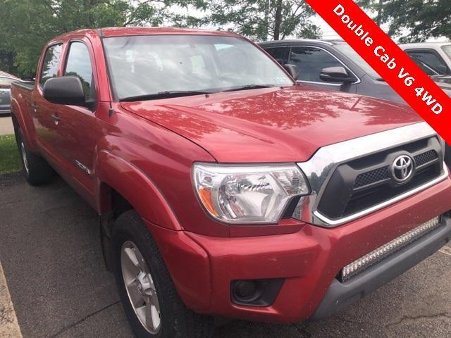 2013 Toyota Tacoma 4WD Double Cab LB V6 AT Cranberry Twp PA
