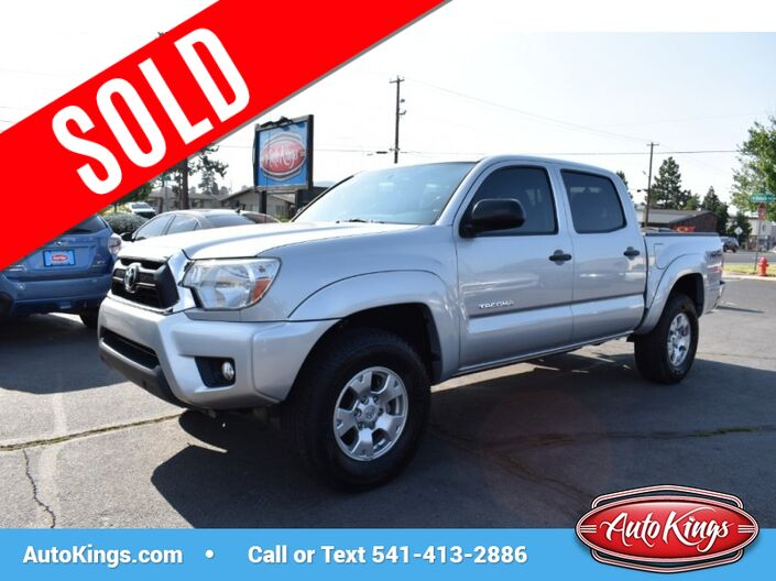 2013 Toyota Tacoma 4WD Double Cab V6 AT Bend OR
