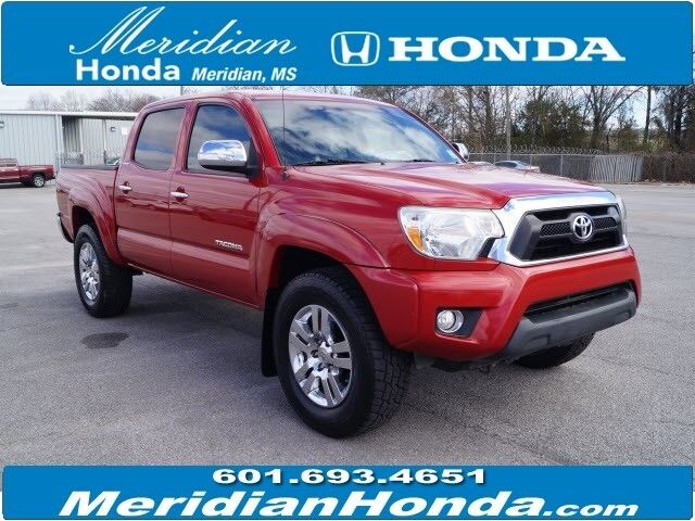 Toyota Meridian Ms >> 2013 Toyota Tacoma 4wd Double Cab V6 At Limited
