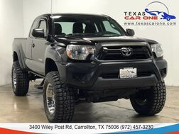 2013_Toyota_Tacoma_ACCESS CAB 4WD BLUETOOTH BED LINER ALLOY WHEELS_ Carrollton TX