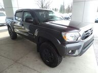 2013 Toyota Tacoma DBL CAB 4WD V6 AT Crew Cab Pickup State College PA