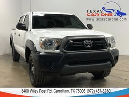 2013_Toyota_Tacoma_DOUBLE CAB AUTOMATIC BLUETOOTH BED LINER TOWING HITCH_ Carrollton TX