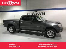 2013_Toyota_Tacoma_LIMITED Double Cab V6 4WD_ Winnipeg MB
