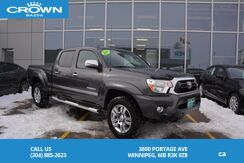 2013_Toyota_Tacoma_Limited *Upgraded Tires/Side Rails/Tonneau Cover all included!*_ Winnipeg MB