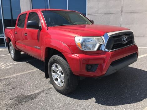 2013_Toyota_Tacoma_PreRunner ** DOUBLE CAB ** GUARANTEED FINANCING **_ Salisbury MD