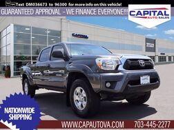 2013_Toyota_Tacoma_PreRunner_ Chantilly VA