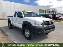 2013 Toyota Tacoma PreRunner South Burlington VT