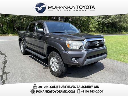 2013_Toyota_Tacoma_PreRunner V6_ Salisbury MD