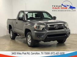 2013_Toyota_Tacoma_REGULAR CAB AUTOMATIC BLUETOOTH AUX/USB INPUT BED LINER_ Carrollton TX