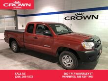 2013_Toyota_Tacoma_SR5 2WD Access Cab I4 Man / Accident Free / One Owner / Manitoba Vehicle / Great Condition / Accessories Installed_ Winnipeg MB
