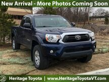 2013 Toyota Tacoma SR5 4WD Access Cab V6 AT South Burlington VT