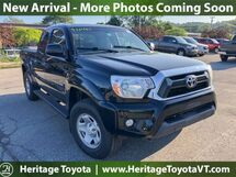 2013 Toyota Tacoma SR5 4WD Access Cab V6 MT South Burlington VT