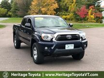 2013 Toyota Tacoma SR5 4WD Double Cab LB V6 AT South Burlington VT