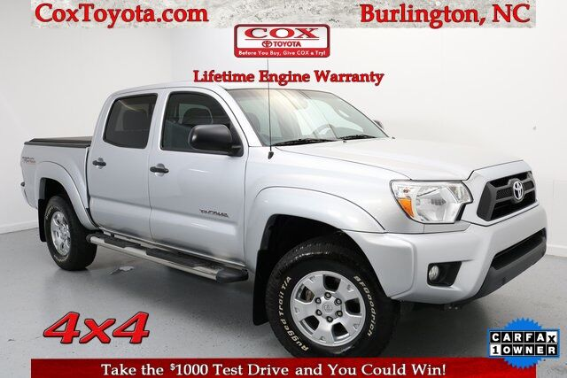 2013 Toyota Tacoma TRD Off-Road Burlington NC