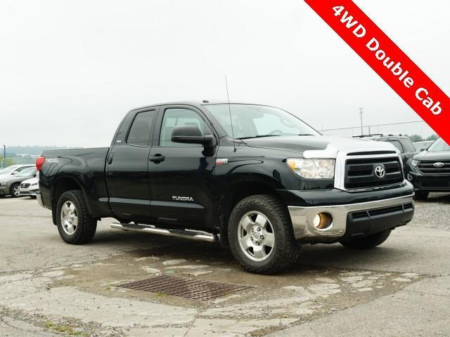 2013 Toyota Tundra 4WD Double Cab 5.7L V8 6-Spd AT Cranberry Twp PA