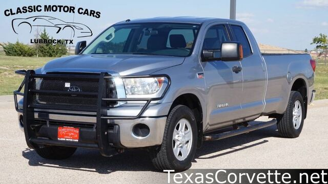 2013 Toyota Tundra 4WD Long Bed Lubbock TX