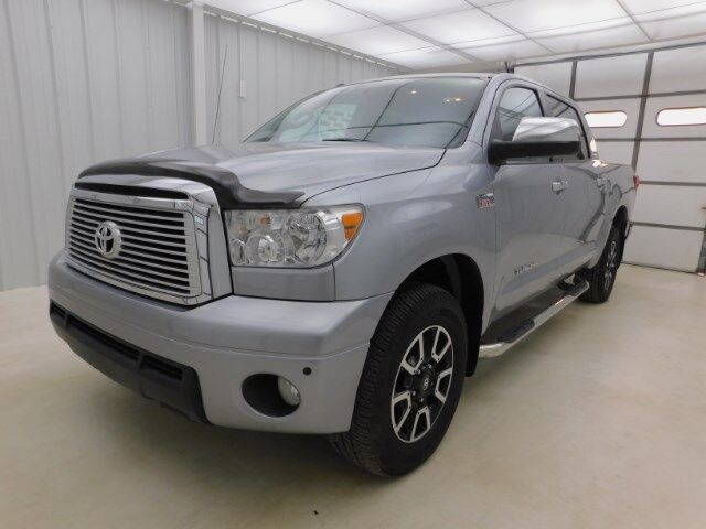 2013 Toyota Tundra 4WD Truck CrewMax 5.7L FFV V8 6-Spd AT Manhattan KS