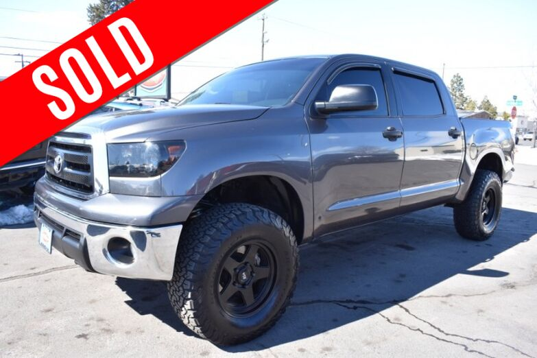 2013 Toyota Tundra 4WD Truck CrewMax 5.7L V8 Bend OR