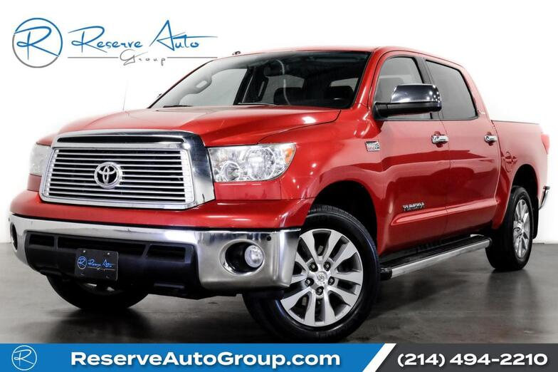 2013 Toyota Tundra 4WD Truck Platinum The Colony TX