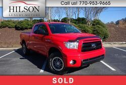 Toyota Tundra Double Cab TRD Rock Warrior 4x4 2013