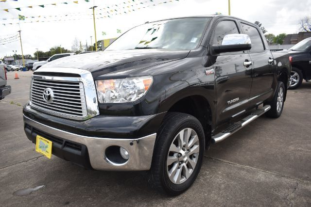 2013 Toyota Tundra Limited 5.7L CrewMax 2WD Houston TX